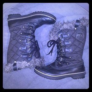 Sorel Tofino II Waterproof boots.
